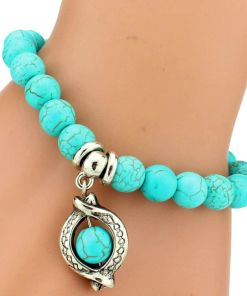Lovely Charming Pendant Bracelet