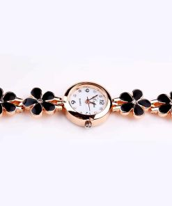 Crystal Gold Ladies Wristwatch