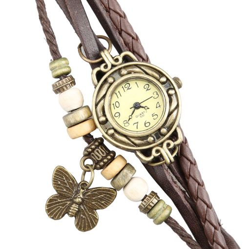 Pretty Butterfly Wristwatch