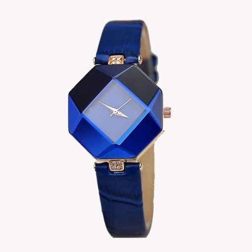 Gem Cut Wristwatches