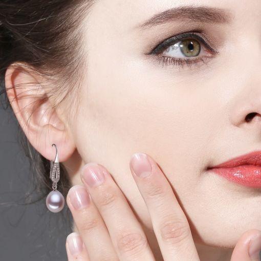 Sexy Pearl Ladies Earrings