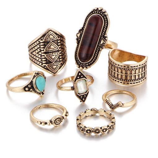 Fanciful sexy Jewelry Stone Rings