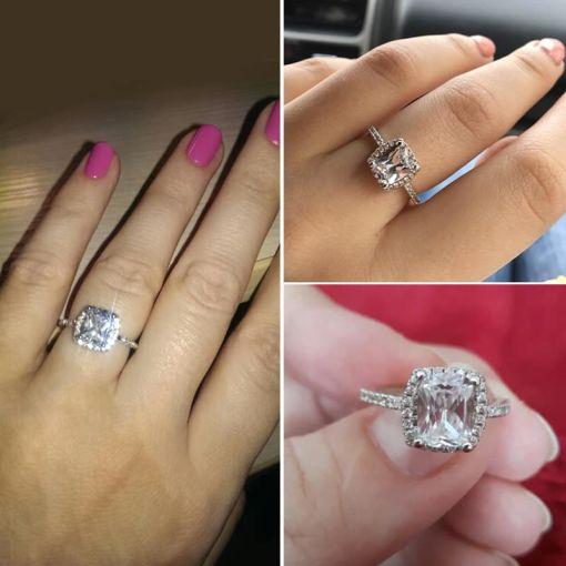 Elegant Alluring Wedding Ring