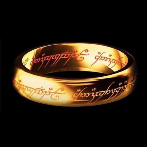 charming Lord of the Rings jewelry