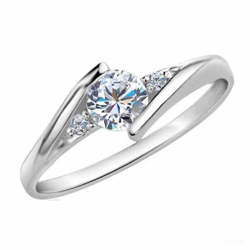 Gracious Tempting Crystal Ring
