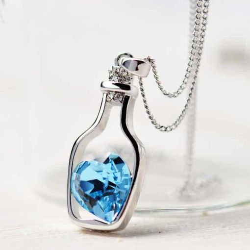 Crystal Promise Necklace