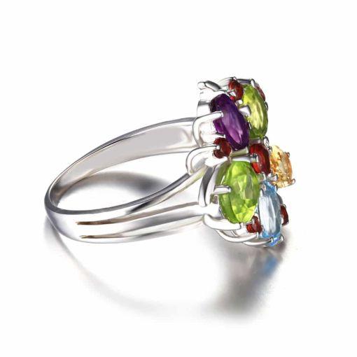 Charm Flower Ring