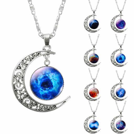 Classy Hollow Moon Jewelry
