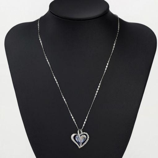 Romantic Love Heart Necklace