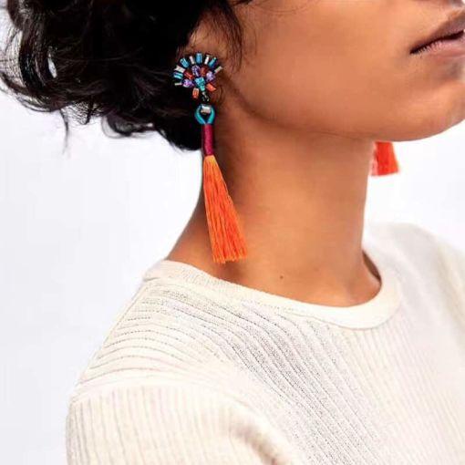 Trendy 4 Colors Best Fit Earring
