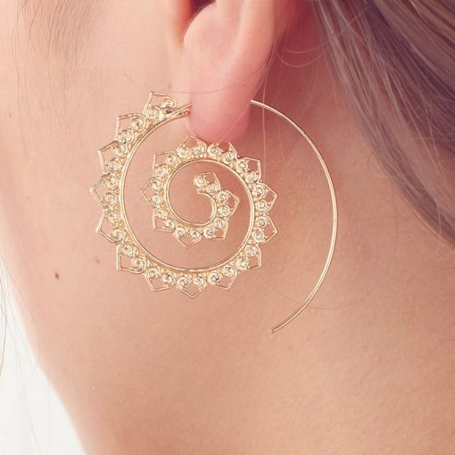 Oriental Romantic Earring