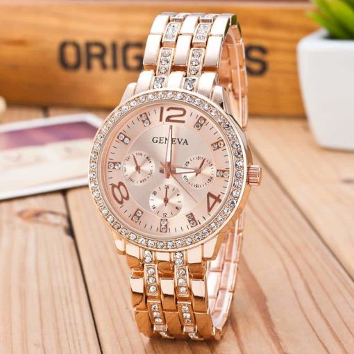 classical Female Quartz Watch