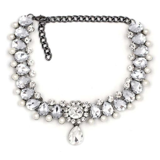 Classic Look Gorgeous Lady Necklace