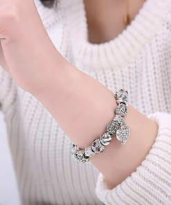 Pretty Charm Ladies Bracelet