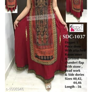 SDC Fashionable Kurti web Vol 9 (2)