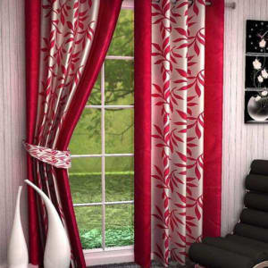 Printed Polyester Door Curtains Vol 2 (3)