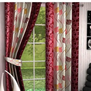 Printed Polyester Door Curtains Vol 2 (12)
