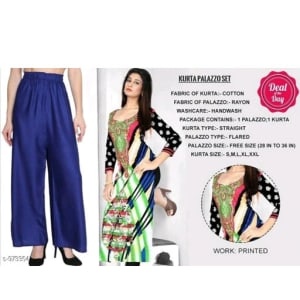 Alluring Party Wear Printed Women's Kurts Sets wev Vol 1 (1)