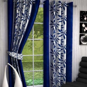Printed Polyester Door Curtains Vol 2 (1)