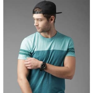 Casual Cotton Blend Mens T-Shirt web 1 (3)