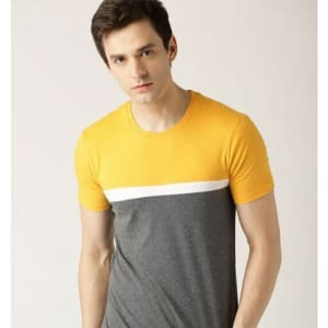Casual Cotton Blend Mens T-Shirt web 1 (1)