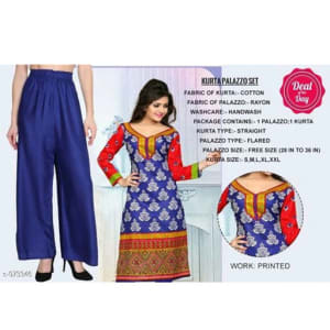 Alluring Party Wear Printed Women's Kurts Sets wev Vol 1 (2)