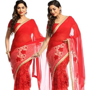 Jenita Voluminous Georgette Sarees web Vol 7 (4)
