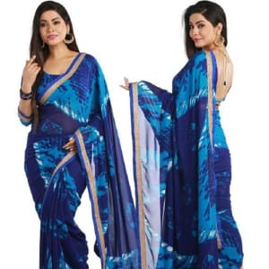 Jenita Voluminous Georgette Sarees web Vol 7 (2)