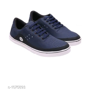Trendy Men's PU Casual Sneakers Vol 4 (2)