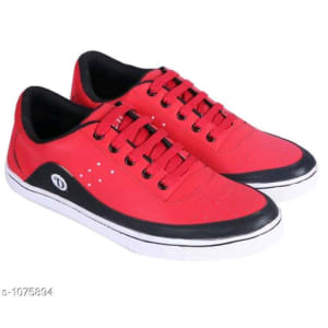 Trendy Men's PU Casual Sneakers Vol 4 (1)
