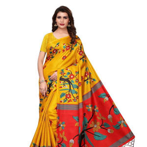 Kanchan Elegant Women's Khadi Cotton Sarees web Vol (3)