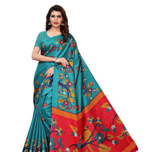 Kanchan Elegant Women's Khadi Cotton Sarees web Vol