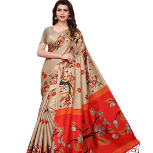 Kanchan Elegant Women's Khadi Cotton Sarees web Vol (2)