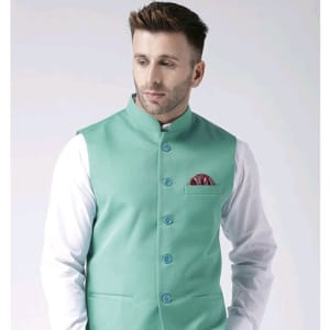 Perfect-Fit Men's Polyester Viscose Waist Coats Vol 2 (1)