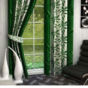 Printed Polyester Door Curtains Vol 2 (9)