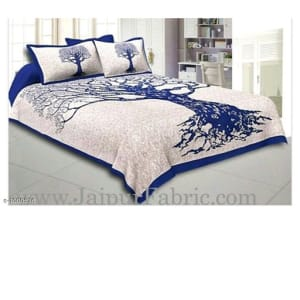 Imperial Comfortable Cotton Printed Double Bedsheets Vol 1 (3)