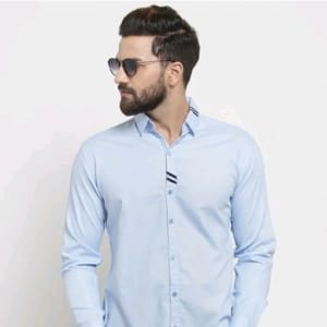 Men's Stylish Trendy Cotton Solid Shirts (3)