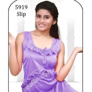 Women's Trendy Satin Nighties