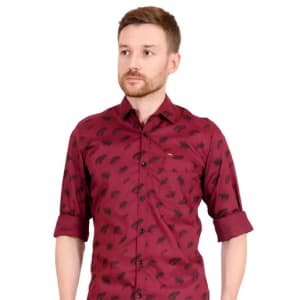 Men's Essential Partywear Cotton Shirts Vol 1 (7)