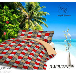 Stellar Latest Poly Cotton Double Bedsheets Vol 1 (14)