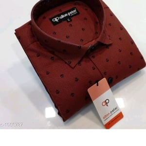 Men's Attractive Printed Cotton Shirts Vol 8 (1)