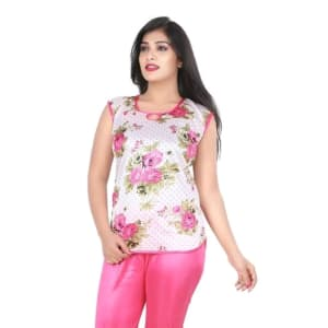 Women's Stylish Satin Nightwears