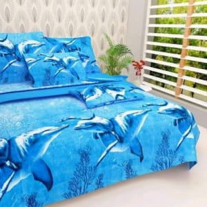 Polycotton Double BedSheets