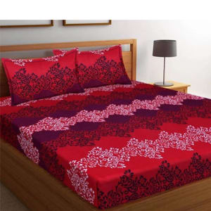 Stellar Latest Poly Cotton Double Bedsheets Vol 1 (6)