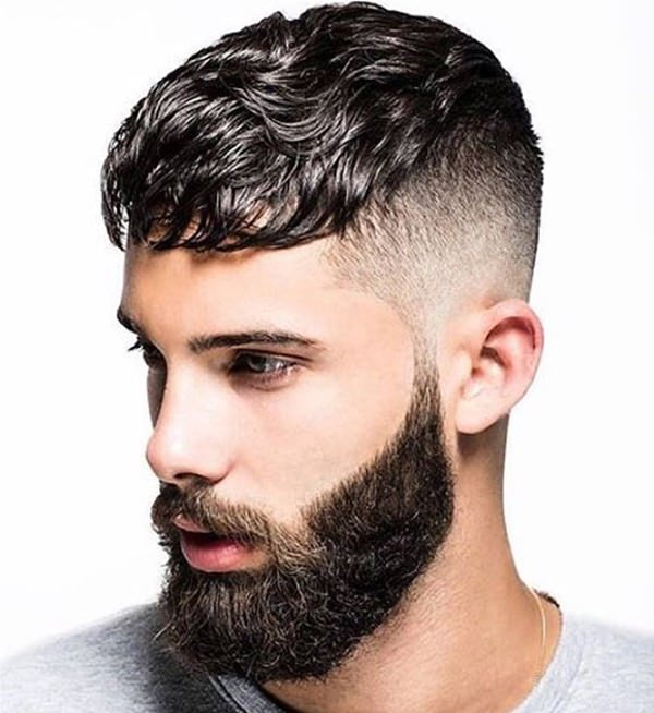 What is Caesar cut hairstyle?