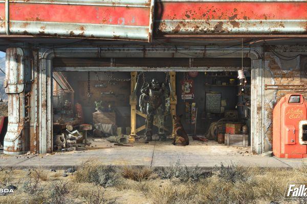 4k Fallout4 Wallpaper