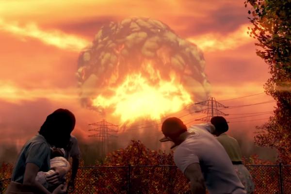 Pre-War Nuclear Explosion