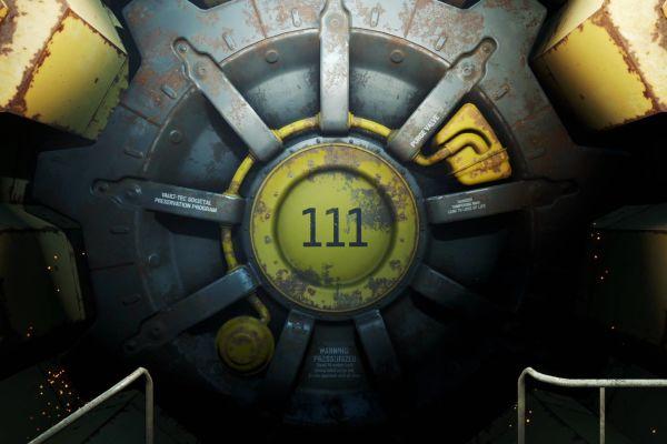 Vault Door 111