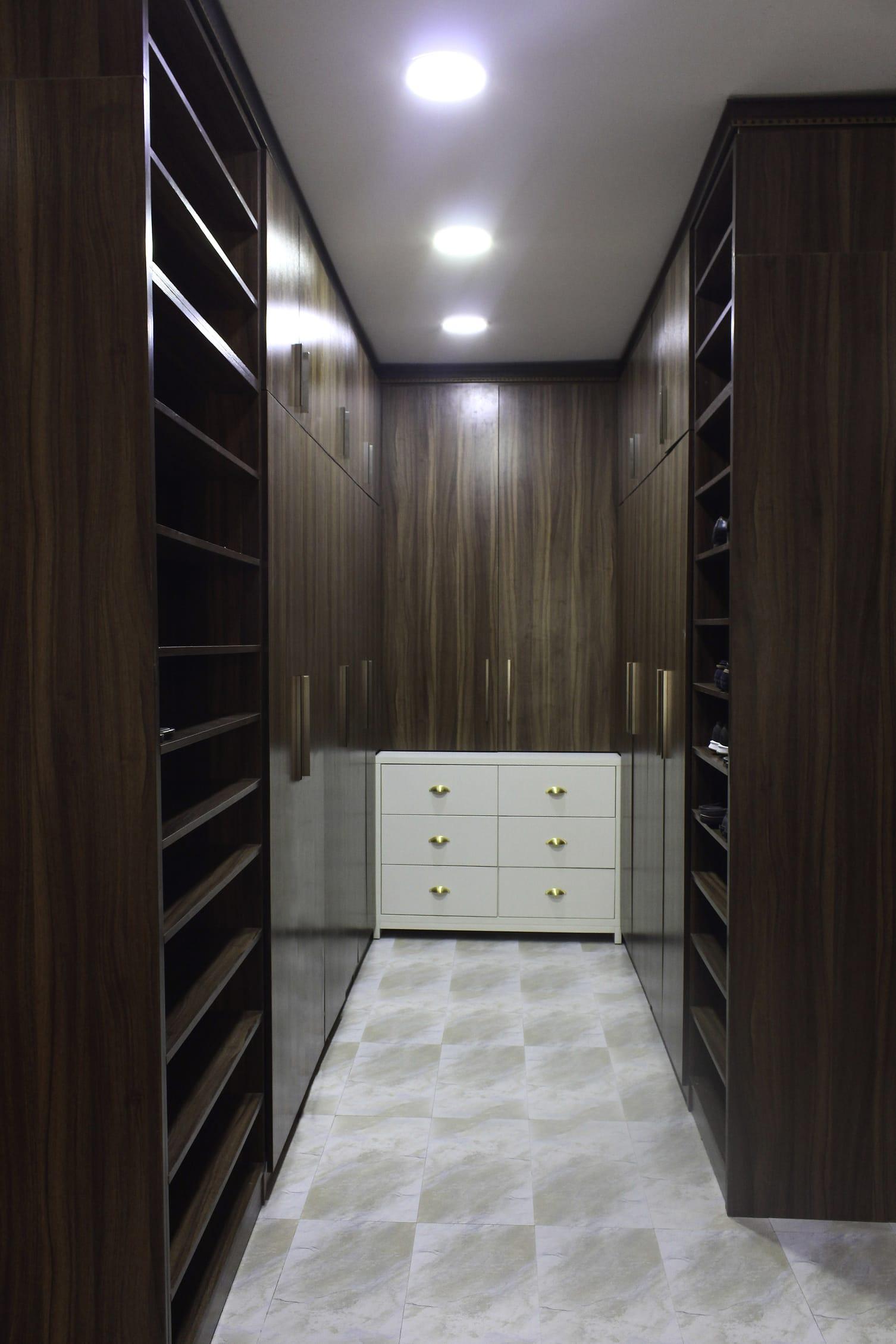 Project Magodo Master Closet