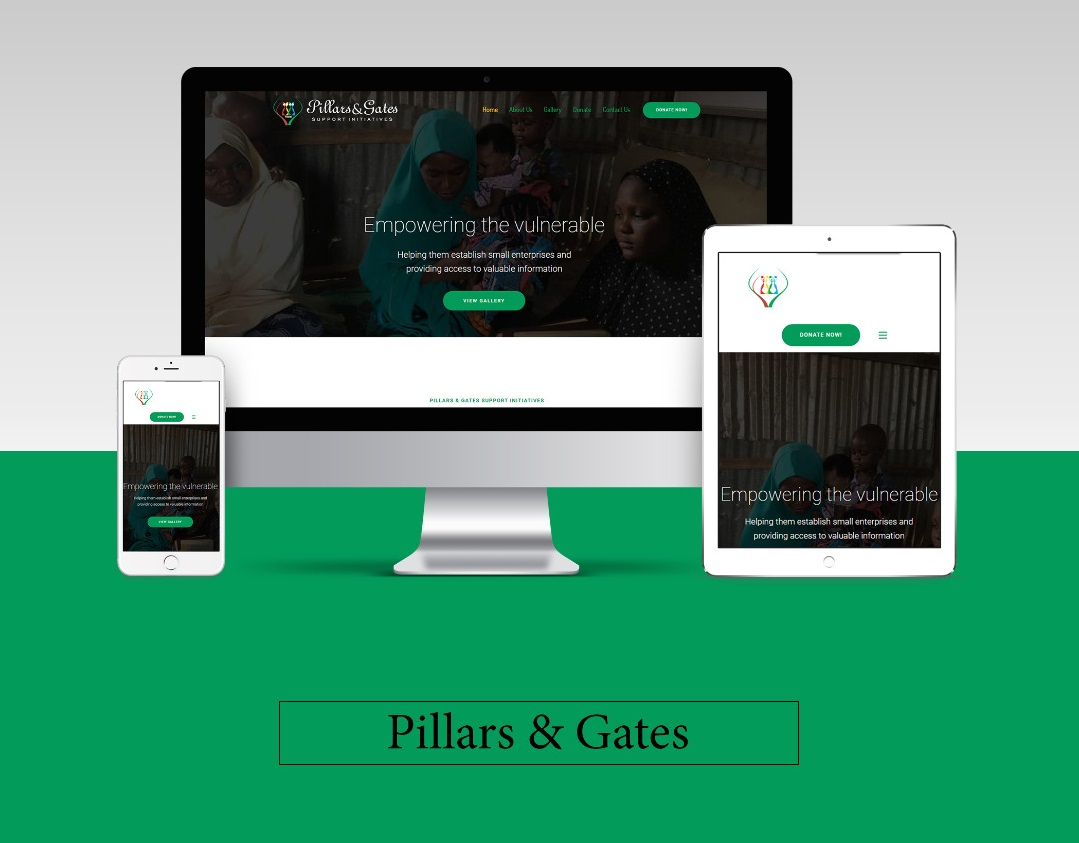 Pillars & Gates